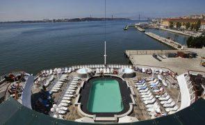 Covid-19: Porto de Lisboa com protocolo de segurança para receber cruzeiros