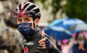 Giro: Egan Bernal vence nona etapa e assume liderança da geral