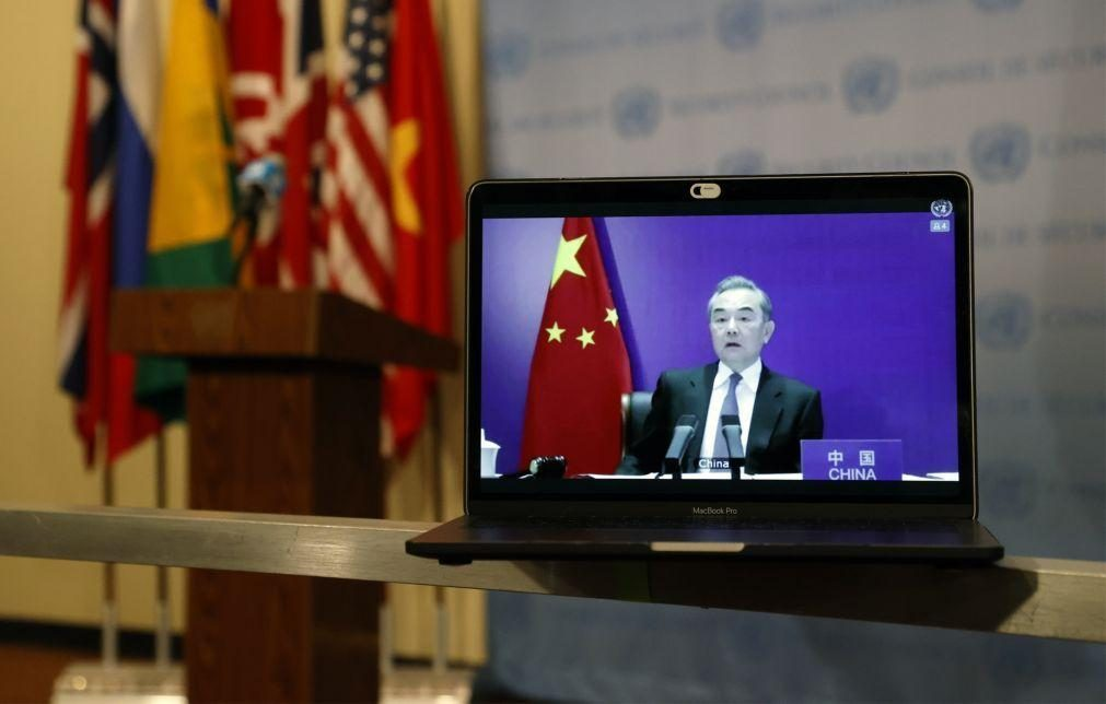 China lamenta