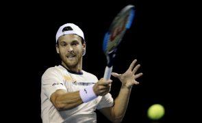 Tenista João Sousa entra com vitória na fase de qualificação do ATP de Lion
