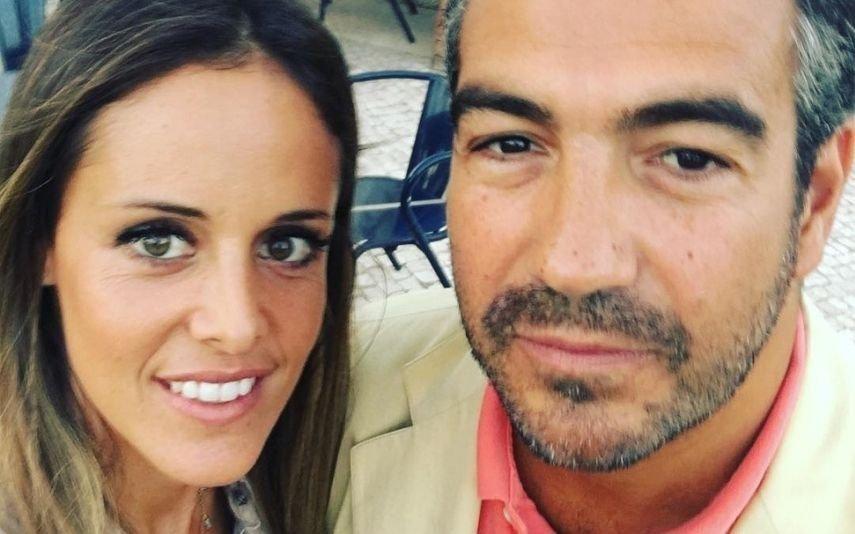 Ex-marido de Mariana Patrocínio surge com mulher após polémica separação