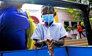 Covid-19: Angola regista mais 283 casos e quatro mortes