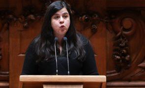 Inês de Sousa Real denuncia problemas ambientais graves e transversais no Norte e Centro