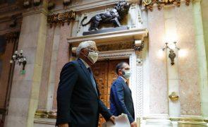 António Costa hoje e terça-feira em Paris com futuro de África na agenda