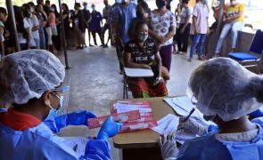 Covid-19: Autoridades timorenses estimam mais de 50 mil casos em Díli