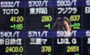 Bolsa de Tóquio fecha a perder 0,92%