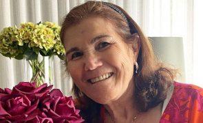 Dolores Aveiro é nova embaixadora da Associação Sara Carreira