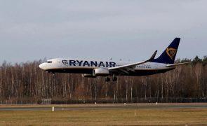 Ryanair passa de lucro a prejuízo de 815 ME no último ano fiscal