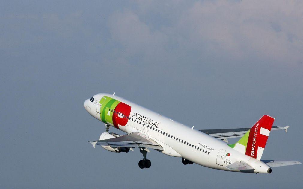 TAP reforça ligação a Luanda com mais um voo a partir de quarta-feira