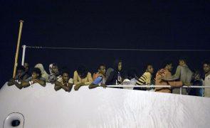 Entradas de migrantes ilegais na UE triplicaram nos primeiros quatro meses do ano