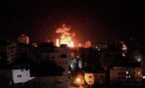 Aumenta para 200 o balanço de mortos palestinianos em Gaza