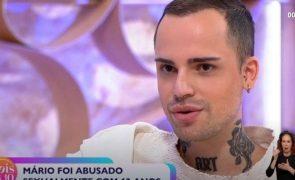 Mário de Carvalho revela ter sido vítima de abusos sexuais