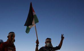 Médio Oriente: Organizações palestinianas convocam greve egral para terça-feira