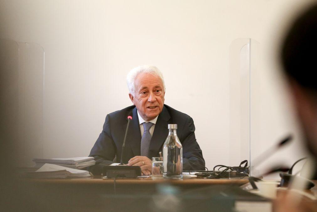 Novo Banco: Carlos Costa contraria administradores do BES quanto à capitalização pública