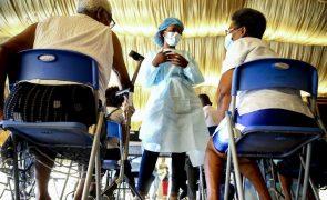 Covid-19: Angola com número recorde de 18 mortes e mais 154 casos