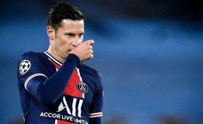 Alemão Julian Draxler renova contrato com Paris Saint-Germain até 2024
