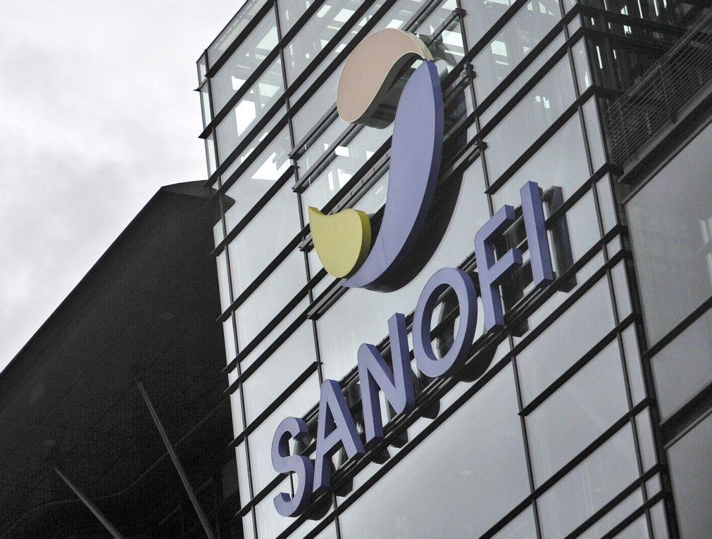 Covid-19: Laboratório francês Sanofi pode ter vacina até ao final do ano