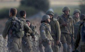 Médio Oriente:Três roquetes disparados do sul do Líbano para Israel, que retaliou