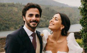 As incríveis fotos do casamento da 'ex' de Angélico Vieira