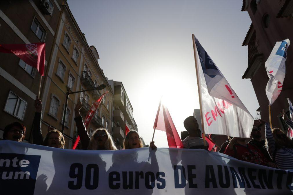 Função Pública tem quinta-feira 1.º dia nacional de luta desde inicio da pandemia
