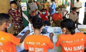 Covid-19: Hospitalizações em Timor-Leste aumentam, com mais 176 infeções