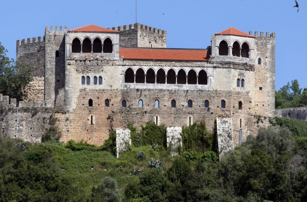 Castelo de Leiria reabre no sábado após investimento de 4,4 ME (C/ÁUDIO)