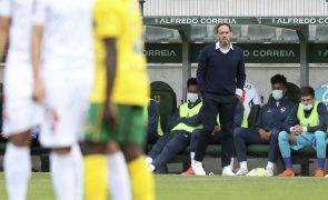 Técnico do Gil Vicente quer vencer 'aflito' Boavista para subir na I Liga