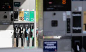 Consumo de combustíveis com
