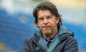 Treinador do Nacional quer defrontar o Rio Ave sem beliscar a verdade desportiva