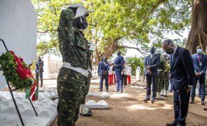 Guiné-Bissau e Portugal vão reforçar cooperação técnico-militar