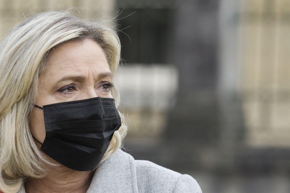 Migrações: Le Pen diz que Ceuta demonstra que UE é um