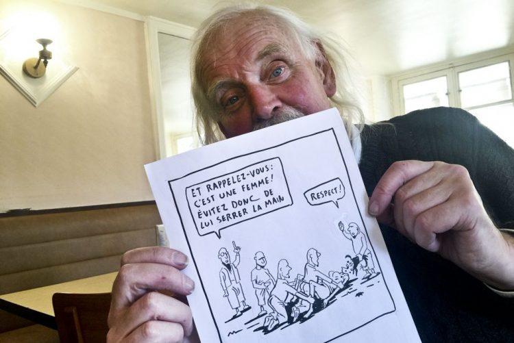 Desenhador Willem diz que