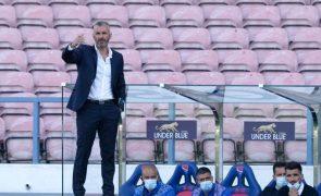 Ivo Vieira admite que não esperava estar a lutar por um lugar europeu