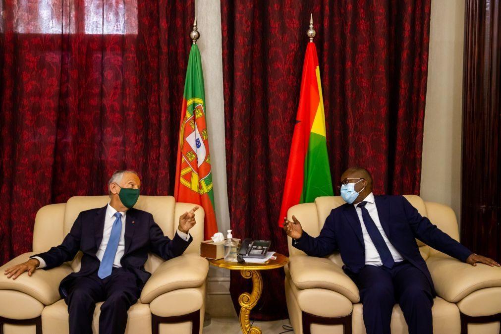 PR guineense espera reforço do papel de Portugal no seu país