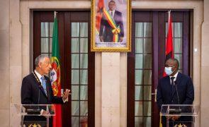 Marcelo lembra passado colonial em que Portugal atuou