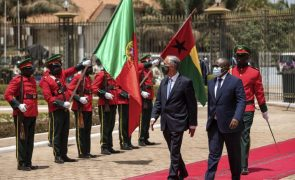 Visita de Presidente português é mais importante que a de Joe Biden -- Embaló