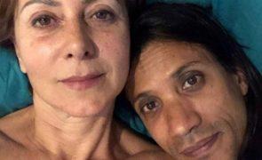 Viúvo de Maria João Abreu recorda