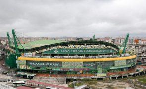 PSP aconselha adeptos a evitarem as imediações do estádio do Sporting