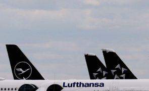 Lufthansa triplica reservas para Grécia, Itália, Portugal e Espanha