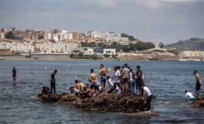 Frontex disponibiliza apoio a Espanha na crise migratória em Ceuta