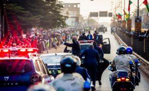 Marcelo Rebelo de Sousa agradece visita inesquecível à Guiné-Bissau