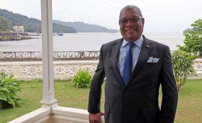 PR são-tomense inicia hoje visita à Guiné-Bissau para reforçar relações