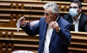 Jerónimo de Sousa abre interpelação do PCP para