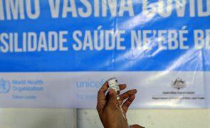 Covid-19: Mais 20 mil doses de vacinas oferecidas pela Austrália chegam a Timor-Leste
