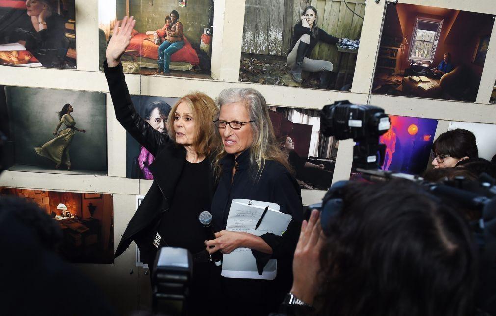 Feminista Gloria Steinem vence Prémio Princesa das Astúrias para Comunicação e Humanidades