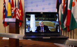 Guterres pede solidariedade e prevenção de conflitos em África e destaca Moçambique