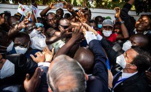 Covid-19: Alto-Comissariado da Guiné-Bissau volta a apelar a cumprimento das regras após visita de Marcelo