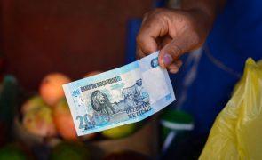 Banco de Moçambique mantém taxa de juro de política monetária em 13,25%