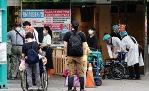 Covid-19: Ásia regressa a confinamentos com aumento de novos casos