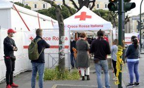 Covid-19: Itália com 5.500 novos casos e supera os nove milhões de imunizados